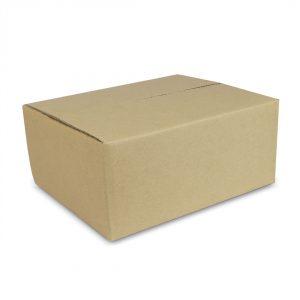 กล่องยาวกระดาษลูกฟูก 3 ชั้น 41x29x23 cm.