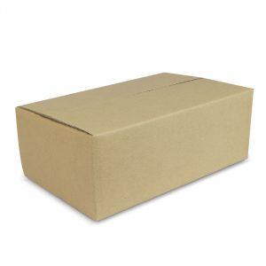 กล่องยาวกระดาษลูกฟูก 5 ชั้น 42x34x27 cm.