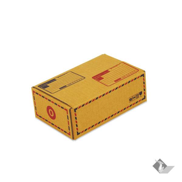 กล่องเบอร์ 0 17x11x6 cm (ยxกxส)