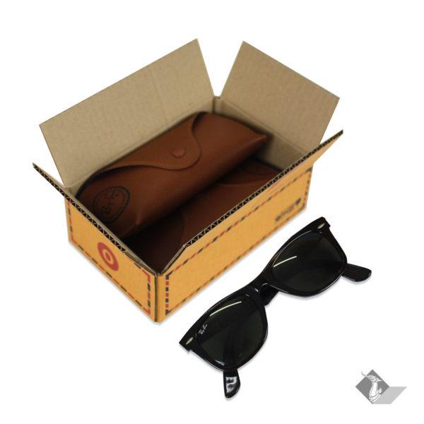 กล่องไปรษณีย์ เบอร์ 0 กว้าง 11 ยาว 17 สูง 6 ซม.