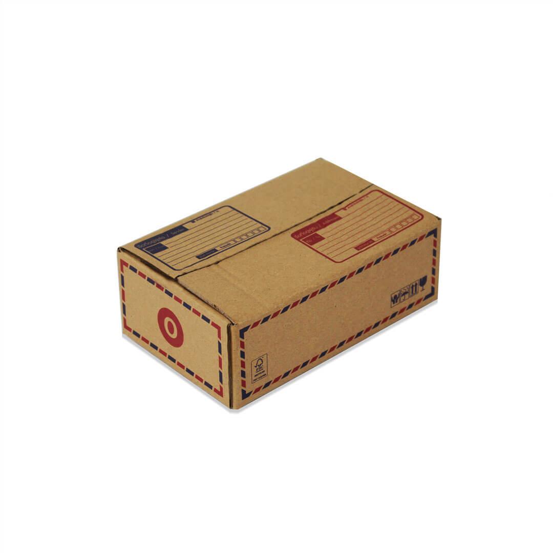 กล่องเบอร์ 0 (AA) 11x17x6 cm (ยxกxส)
