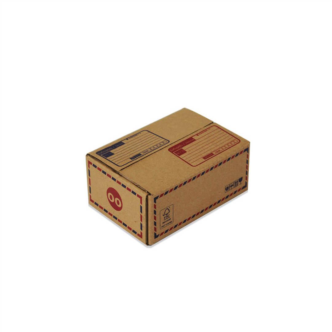 กล่องเบอร์ 00 (AAA) 14×9.75×6 cm (ยxกxส)