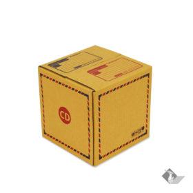 กล่องเบอร์ CD 15x15x15 cm (ยxกxส)