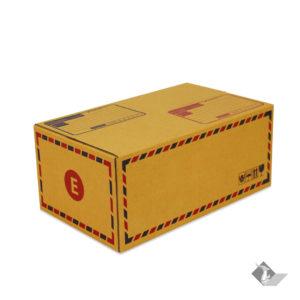 กล่องไปรษณีย์ เบอร์ E กว้าง 24 ยาว 40 สูง 17 ซม.