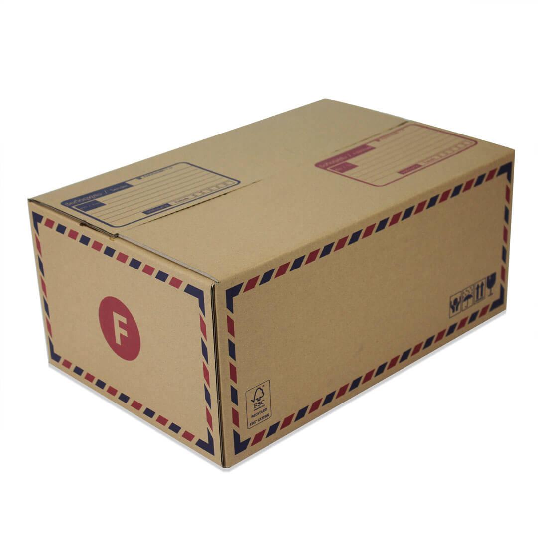 กล่องเบอร์ F 45x30x20 cm (ยxกxส)