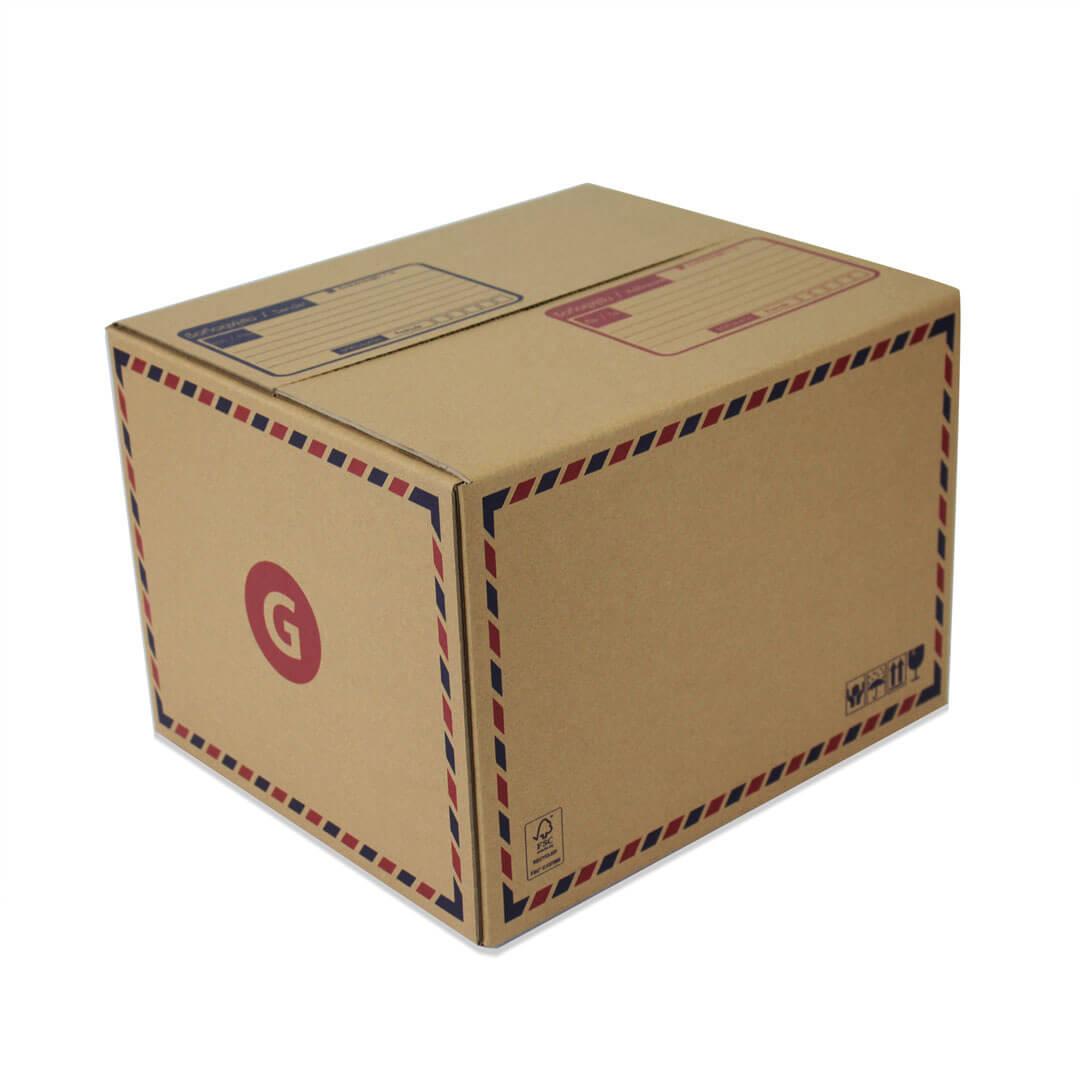 กล่องเบอร์ G 36x31x26 cm (ยxกxส)