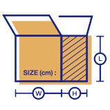 การออกแบบ โรงงานผลิตกล่องไปรษณีย์ กล่องกระดาษลูกฟูก