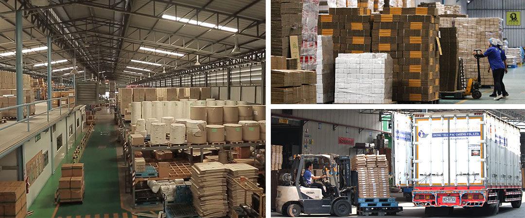 โรงงานผลิตกล่องไปรษณีย์ กล่องกระดาษลูกฟูก-8