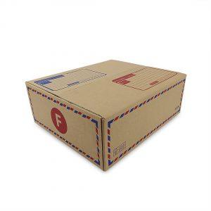 กล่องเบอร์ F เล็ก 36x31x13 cm (ยxกxส)