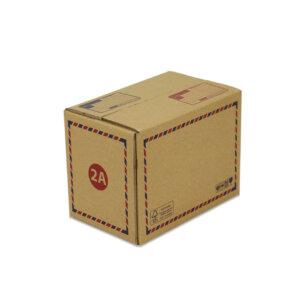 กล่องเบอร์ 2A 14x20x12 cm (ยxกxส)