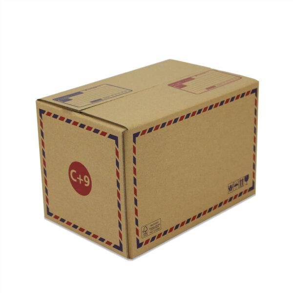 กล่องเบอร์ C+9 30x20x20 cm (ยxกxส)
