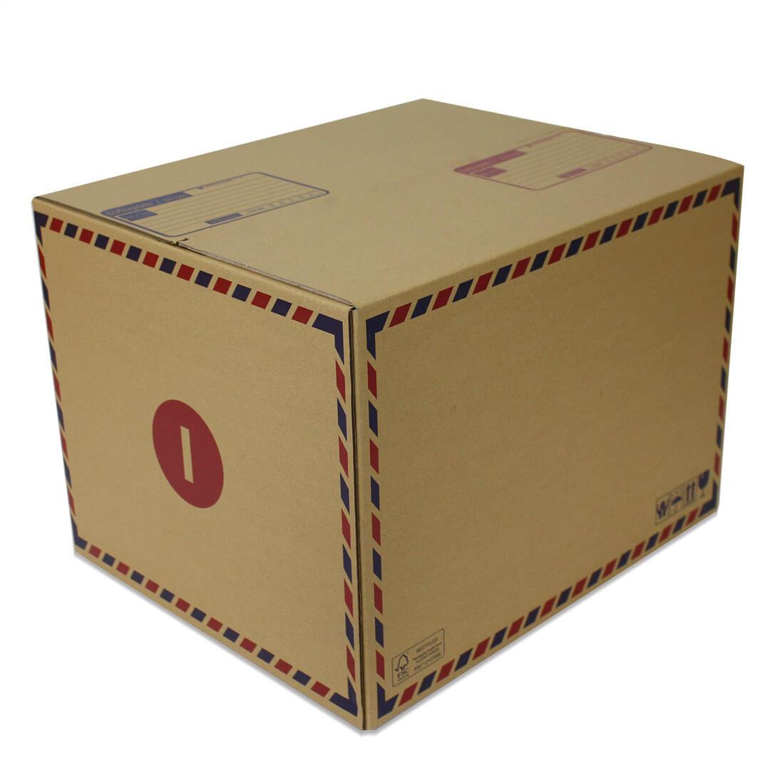 กล่องเบอร์ I 55x45x40 cm (ยxกxส)