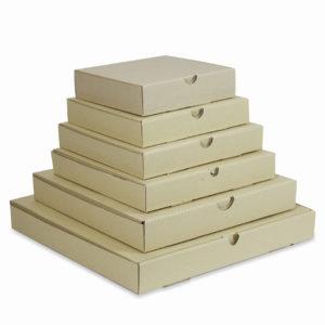 กล่องพิซซ่า / กระดาษรองอาหาร