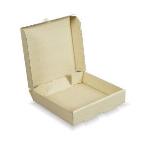 กล่องพิซซ่า ขนาด 6 นิ้ว 17 x 17 x 3.7 ซม.