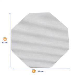 กระดาษลูกฟูกรองอาหาร-แปดเหลี่ยม-ขนาด-12-นิ้ว-cover2