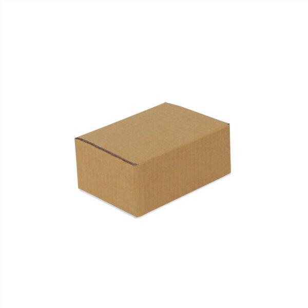 กล่องเบอร์ 00 (AAA) ไม่มีจ่าหน้า สีน้ำตาล