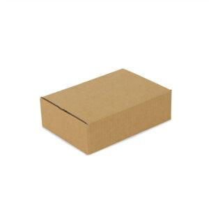 กล่องกระดาษลูกฟูก เบอร์  A(ก) 20x14x6 cm