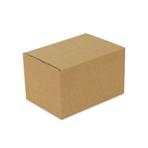 กล่องกระดาษลูกฟูก เบอร์  A+6 20x14x12 cm