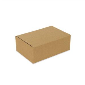 กล่องกระดาษลูกฟูก เบอร์ B(ข) 25x17x9 cm