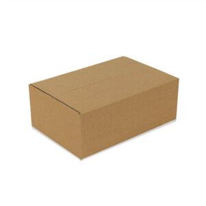 กล่องกระดาษลูกฟูก เบอร์ C(ค) 30x20x11 cm