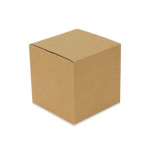 กล่องกระดาษลูกฟูก เบอร์ CD 15x15x15 cm