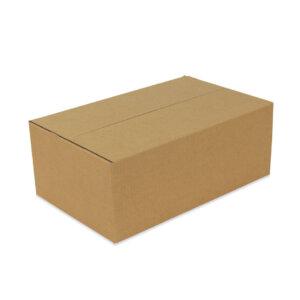 กล่องกระดาษลูกฟูก เบอร์ D(ง) 35x22x14 cm
