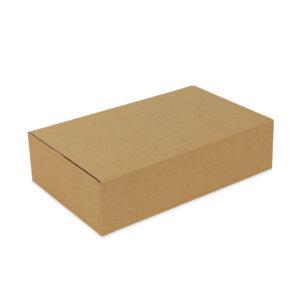 กล่องกระดาษลูกฟูก เบอร์ D7 35x22x9 cm