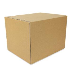 กล่องกระดาษลูกฟูก เบอร์ H 45x41x35 cm