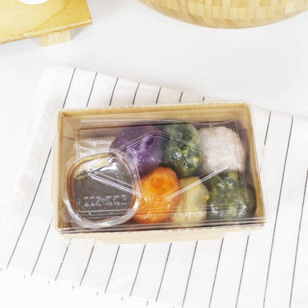 กล่องไฮบริด บรรจุภัณฑ์อาหาร 20 oz