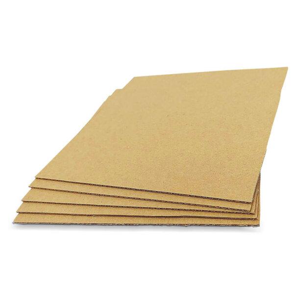 กระดาษลูกฟูก ลอน E 3 ชั้น