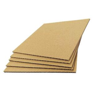 กระดาษลูกฟูก 3 ชั้น ลอน B ขนาด 40×36 นิ้ว