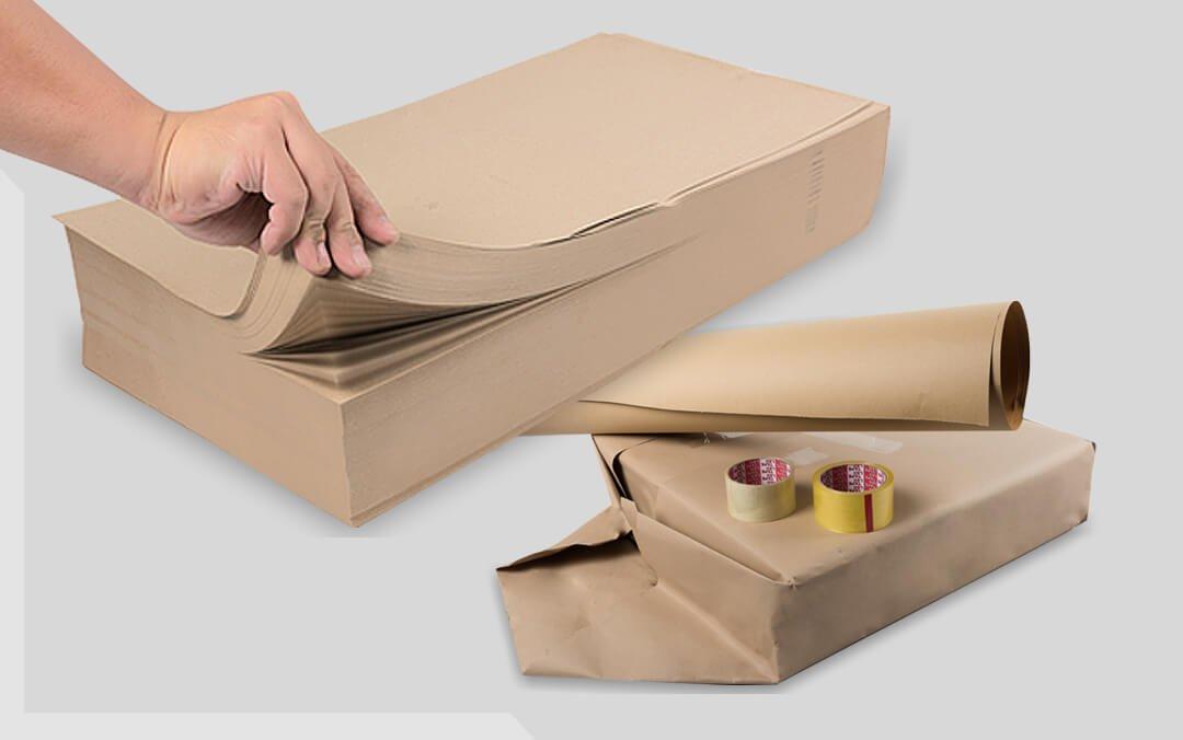 กล่องห่อสินค้า โรงงานผลิตบรรจุภัณฑ์กระดาษ