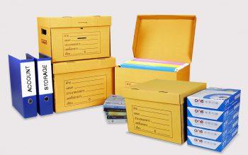 กล่องใส่เอกสาร โรงงานผลิตกล่องไปรษณีย์