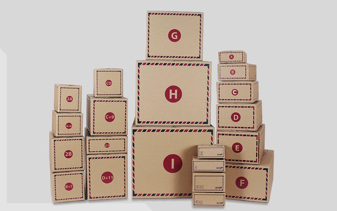 กล่องไปรษณีย์ โรงงานผลิตบรรจุภัณฑ์กระดาษ
