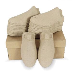 กระดาษดันทรงรองเท้า Size M ใส่รองเท้าเบอร์ 41-44