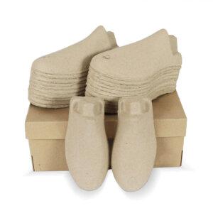 กระดาษดันทรงรองเท้า Size L ใส่รองเท้าเบอร์ 45-48