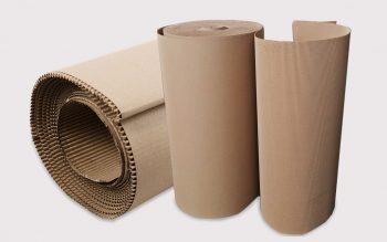 กระดาษลูกฟูกม้วน โรงงานผลิตกล่องกระดาษ