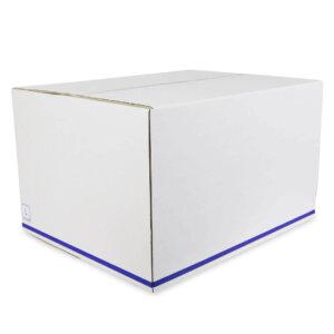 กล่องไปรษณีย์ ขนาด KERRY size L 50x40x30 cm (ยxกxส)