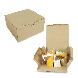 กล่องเค้ก 8 นิ้ว สำหรับเค้ก 2-3 ปอนต์