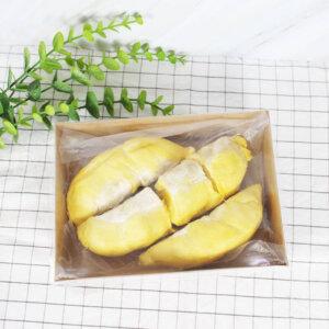 กล่องใส่ขนม กล่องซูชิ กล่องเบเกอรี่ ขนาด 1300 ml+ฝาปิด