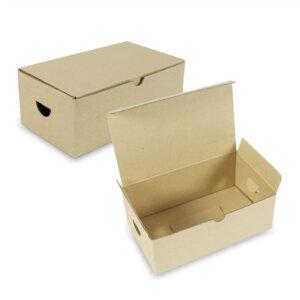 กล่องไก่ทอด ขนาด 17.6x10.6x7 ซม.