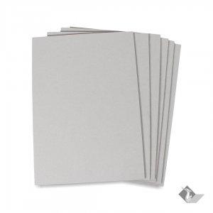 กระดาษลูกฟูก 3 ชั้น ลอน B สีขาว(KS)