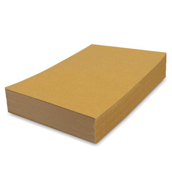 กระดาษคราฟท์สีน้ำตาลทอง