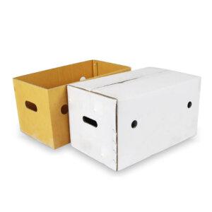 กล่องผลไม้ กล่องมังคุด