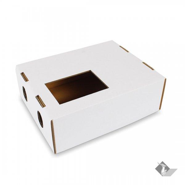 กล่องผลไม้รวม จุ 1 กก.