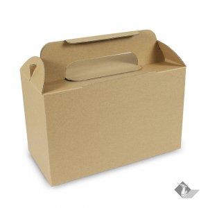 กล่องเมลอน 2 ลูก ขนาด 33.6x16.8x21 cm. (ยxกxส)