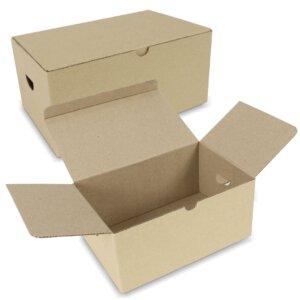 กล่องไก่ทอด Size L ขนาด 20x13x9.5 ซม.