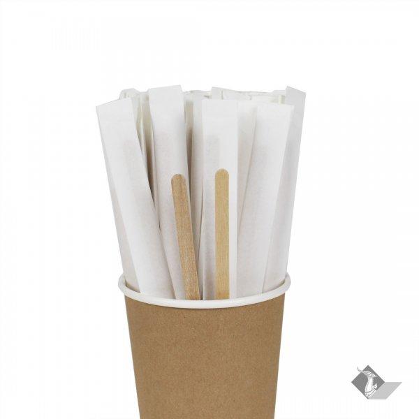 ไม้คนกาแฟ ยาว 14 ซม.