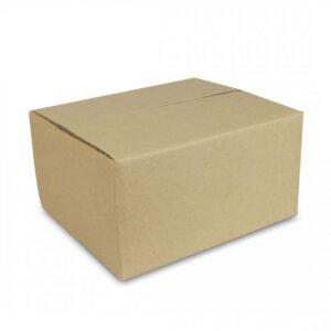 กล่องยาวกระดาษลูกฟูก 3 ชั้น (Size M) 51.9×50.6×39.7 cm.