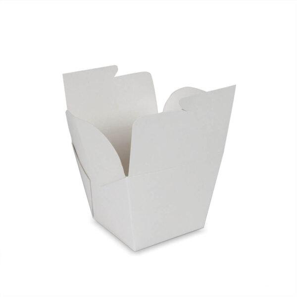 กล่องกระดาษใส่อาหาร ทรงสูง size M